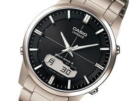 カシオ CASIO リニエージ 電波 ソーラー メンズ 腕時計 時計 LCW-M170TD-1AJF 国内正規【ポイント10倍】
