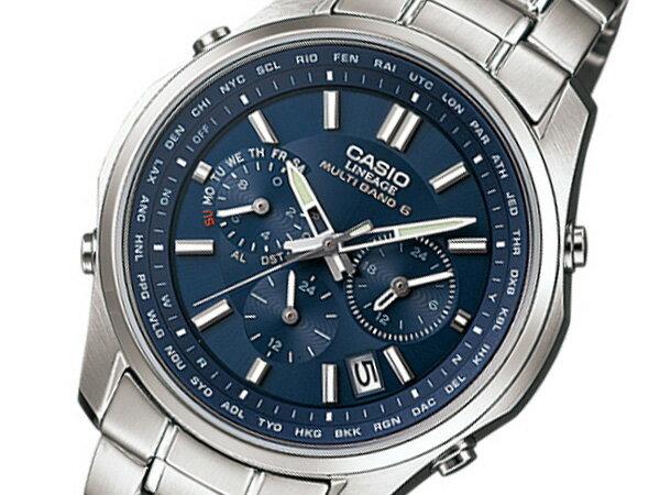 カシオ CASIO リニエージ 電波 ソーラー メンズ 腕時計 時計 LIW-M610D-2AJF 国内正規【ポイント10倍】【楽ギフ_包装】