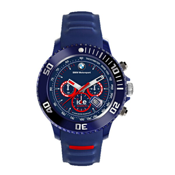 アイスウォッチ BMW MOTORSPORT クロノ クオーツ メンズ 腕時計 時計 BM.CH.BRD.B.S.14【ポイント10倍】【楽ギフ_包装】
