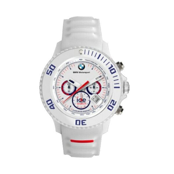 アイスウォッチ BMW MOTORSPORT クロノ クオーツ メンズ 腕時計 時計 BM.CH.WE.B.S.13【ポイント10倍】【楽ギフ_包装】