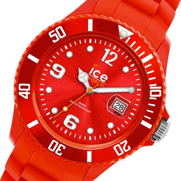 アイスウォッチ フォーエバー クオーツ レディース 腕時計 時計 SI.RD.S.S.09 レッド【ポイント10倍】【楽ギフ_包装】