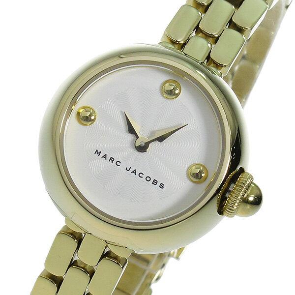 マーク ジェイコブス MARC JACOBS クオーツ レディース 腕時計 時計 MJ3457 ホワイト【ポイント10倍】【楽ギフ_包装】