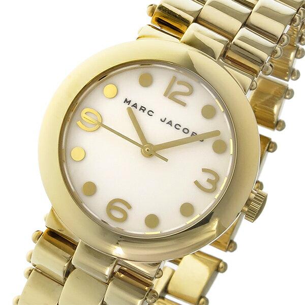 マークバイ マークジェイコブス MARC BY MARC JACOBS クオーツ レディース 腕時計 時計 MBM3029 ホワイト【ポイント10倍】【楽ギフ_包装】