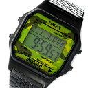 タイメックス TIMEX デジタル クラシック クオーツ ユニセックス 腕時計 時計 TW2P67100 カモフラ【ポイント10倍】【楽ギフ_包装】