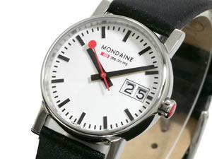 モンディーン MONDAINE 腕時計 レディース A669.30305.11SBB【ポイント10倍】