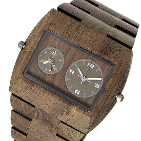 580078b2c543 10000円以上送料無料 ウィーウッド WEWOOD 木製 JUPITER CHOCOLATE ジュピター メンズ 腕時計 9818101 チョコレート