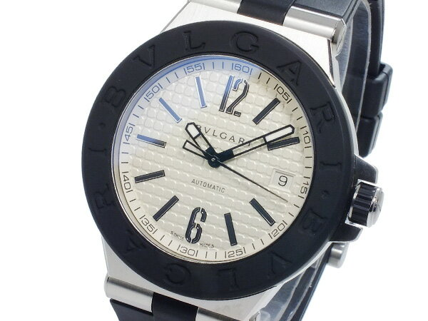 ブルガリ BVLGARI 自動巻き メンズ 腕時計 DG40C6SVD【送料無料】【楽ギフ_包装】【S1】