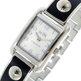 07536cbe79 コーチ COACH トンプソン THOMPSON クオーツ レディース 腕時計 14502545 シルバー