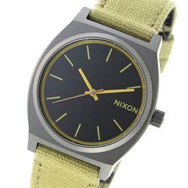 ニクソン NIXON クオーツ ユニセックス 腕時計 時計 A045-1711 ブラック【ポイント10倍】