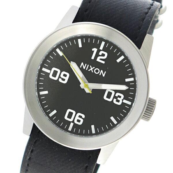ニクソン NIXON クオーツ メンズ 腕時計 時計 A049-1892 ブラック【ポイント10倍】【楽ギフ_包装】