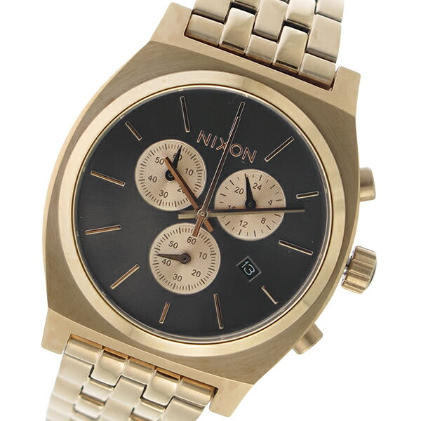 ニクソン NIXON クオーツ メンズ 腕時計 時計 A972-2046 グレー【ポイント10倍】【楽ギフ_包装】