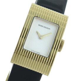 ブシュロン BOUCHERON リフレ クオーツ レディース 腕時計 WA009523 シルバー/ブラック【送料無料】【ポイント10倍】