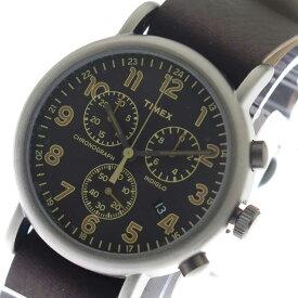4076aaf420 タイメックス TIMEX インディグロ INDIGLO クオーツ メンズ 腕時計 TW2P85400 ブラック/ダークブラウン