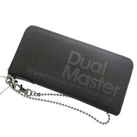 a019b7a3d573 デュアルマスター DUAL MASTER 長財布 メンズ ML-0294-BK ブラック