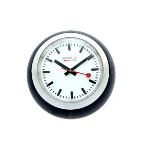 モンディーン MONDAINE 置き時計 A660.30335.16SBB ブラック【ポイント10倍】
