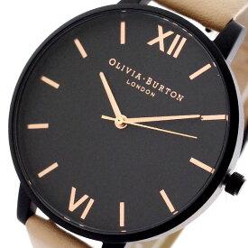 オリビアバートン OLIVIA BURTON 腕時計 レディース OB16AD25 クォーツ ブラック ピンク ブラック【送料無料】【ポイント10倍】