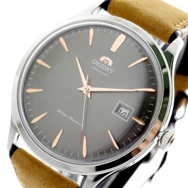 オリエント ORIENT 腕時計 メンズ FAC08003A0 SAC08003A0 自動巻き メタルグレー ベージュ メタルグレー【送料無料】【ポイント10倍】
