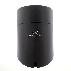 オリエントスター ORIENT STAR ワインディングマシーン RK-0V0A00B1 ブラック 国内正規 ブラック