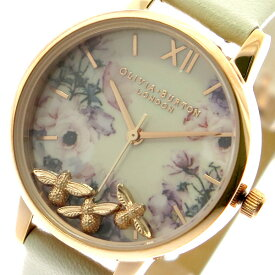 オリビアバートン OLIVIA BURTON 腕時計 レディース OB16CH13 クォーツ オフホワイト オフホワイト【送料無料】【ポイント10倍】