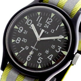 b3617622e9 タイメックス TIMEX 腕時計 メンズ TW2R81000 クォーツ ブラック イエロー ブラック【ポイント10倍】