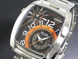 グランドール GRANDEUR 腕時計 デュアルタイム GSX026W5【ポイント10倍】