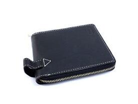エドウィン EDWIN 短財布 アンティークカーフ 0510027-BK ブラック【ポイント10倍】
