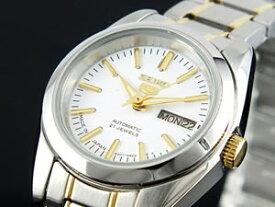 セイコー5 SEIKO ファイブ 腕時計 自動巻き レディース SYMK19J1【ラッピング無料】