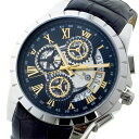 サルバトーレマーラ SALVATORE MARRA クオーツ メンズ 腕時計 時計 SM13119S-SSBKGD【楽ギフ_包装】【ポイント10倍】