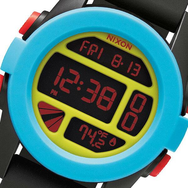 ニクソン NIXON ユニット Unit デジタル メンズ 腕時計 時計 A197-1935【楽ギフ_包装】【ポイント10倍】