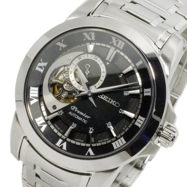 セイコー SEIKO プルミエ Premier 日本製 自動巻 メンズ 腕時計 SSA215J1【送料無料】【楽ギフ_包装】【ポイント10倍】