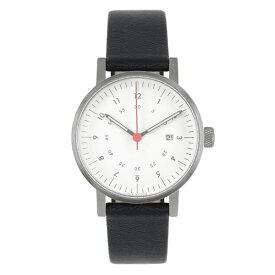 e34010e89d ピーオーエス POS ヴォイド VOID V03D BR/BL/WH クオーツ メンズ 腕時計 VID020044 ホワイト