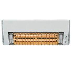 コロナ 遠赤外線ヒーター CHK-C126-W ホワイト 壁掛型 電気ストーブ【ポイント10倍】【送料無料】