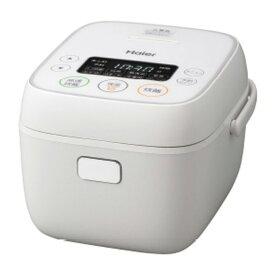 ハイアール 炊飯器 マイコン式 3合炊き JJ-M32A-W【送料無料】