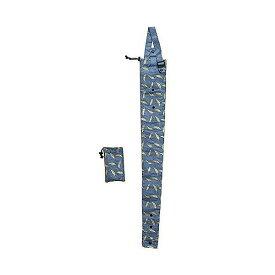 ベストコ 傘カバー 長傘 折り畳み傘対応 長さ82.5cm ゴールドリーフ ND-887