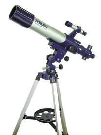 【MIZAR-TEC】ミザールテック 天体望遠鏡TL-750 屈折式 口径70mm 焦点距離500mm /1点入り(代引き不可)【送料無料】