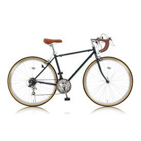 Raychell レイチェル ロードバイク RD-7021R ネイビーブルー(代引不可)【ポイント10倍】【送料無料】