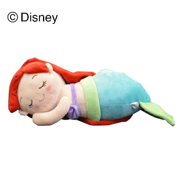 抱き枕 抱きまくら ぬいぐるみ 大きい リラックス 添い寝枕 アリエル ディズニー(代引不可)【ポイント10倍】【送料無料】