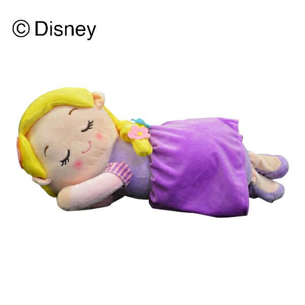 抱き枕 抱きまくら ぬいぐるみ 大きい リラックス 添い寝枕 ラプンツェル ディズニー(代引不可)【ポイント10倍】【送料無料】