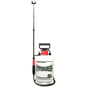 マルハチ産業 蓄圧式噴霧器 ハイパー 5L (3段伸縮2頭口)(代引不可)【送料無料】