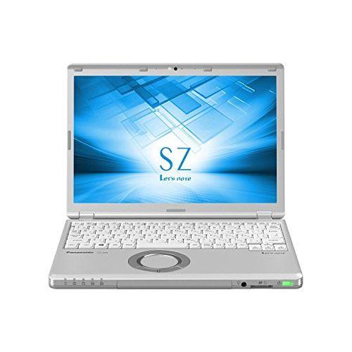 パナソニック ノートPC Lets note SZ6 Core i5-7200U /12.1 WUXGA CF-SZ6PDYQR【ポイント10倍】