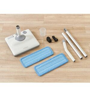 LITHON電動コードレスモップKK-00514モップ床拭きフローリング自走式毎分1000回振動コードレス掃除モップ床掃除【ポイント10倍】【送料無料】