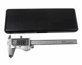 アークランドサカモト グレイトツール(アークランドサカモト) ステンレス製デジタルノギス 極大文字 測定範囲150mm GTDS-150【ポイント10倍】