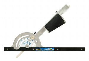 シンワ測定 丸ノコガイド定規 ミニフリーアングル 30cm 78179