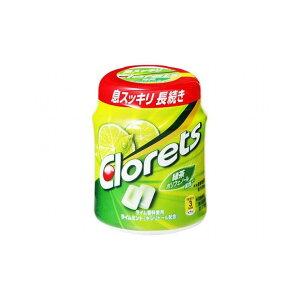 【まとめ買い】 モンデリーズ クロレッツXP ライムミント ボトル 140g x6個セット 食品 業務用 大量 まとめ セット セット売り(代引不可)【送料無料】