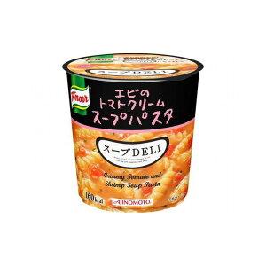 【まとめ買い】 味の素 クノール スープDELI エビのトマトクリーム 41.2g x6個セット 食品 業務用 大量 まとめ セット(代引不可)【送料無料】