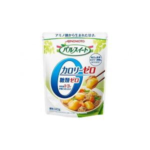 【まとめ買い】 味の素 パルスイート カロリーゼロ 140g x10個セット 食品 業務用 大量 まとめ セット セット売り(代引不可)【送料無料】