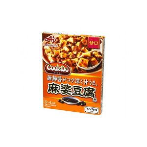 【まとめ買い】 味の素 CookDo あらびき肉入り麻婆豆腐用甘口 140g x10個セット 食品 業務用 大量 まとめ セット セット売り(代引不可)【送料無料】