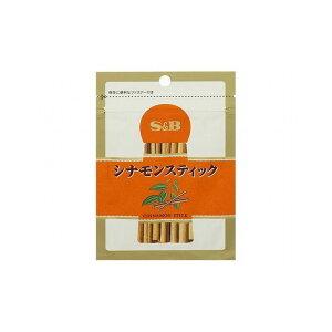 【まとめ買い】 S&B スパイス&ハーブ シナモンスティック 袋 20g x10個セット 食品 セット セット販売 まとめ(代引不可)【送料無料】