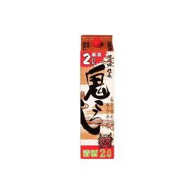 清洲桜醸造(株) 清酒 清洲城信長 鬼ころし パック 2L(代引不可)