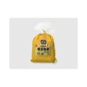 【まとめ買い】 マルモ青木 善光寺平 味噌 白 袋 1kg x6個セット まとめ セット まとめ売り セット売り 業務用(代引不可)【送料無料】
